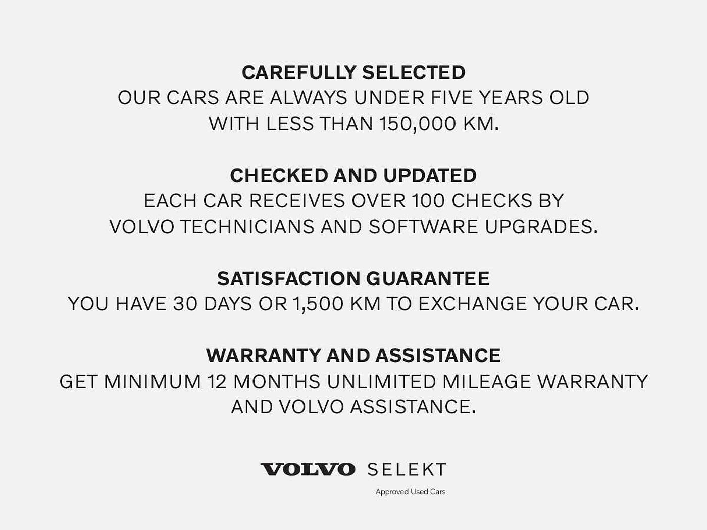 Volvo  D4 SE Automatic (Winter Pack, Camera, Front & Rear Sensors)
