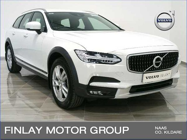 Volvo V90CC D4AWD Cross Country  (Pilot Assist, Bluetooth, Voice Activated Control)