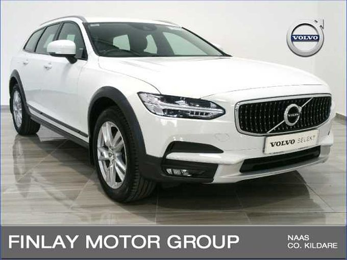 Volvo V90CC D4AWD Cross Country  (IDIS, DAB, Bluetooth, Voice Activated Control)