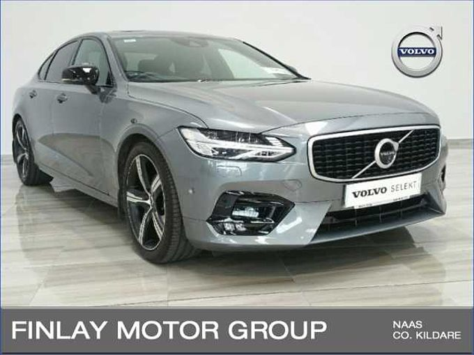 Volvo S90 D4 R-Design Automatic Xenium Pack , Auto Tailgate