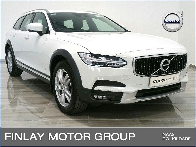 Volvo  D4AWD Cross Country  (IDIS, DAB, Bluetooth, Voice Activated Control)